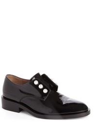 Zapatos derby negros de Givenchy