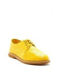 Amarillos Looks Unos Combinar Moda De Cómo Moda Zapatos Oxford 5 6BgwTq