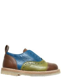 Zapatos oxford azules de Pépé