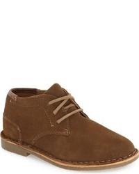 Zapatos oxford de ante marrónes de Kenneth Cole New York