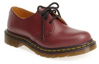 Y Zapatos Comprar Dónde De Martens Dr Cuero Oxford Cómo Burdeos F8nwxgAfF