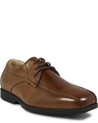 Zapatos oxford de cuero marrónes de Florsheim