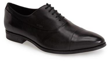 Oxford Y Cuero De Combinar Dónde Zapatos Cómo Geox Negros Comprar 6xRng