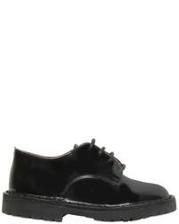 Zapatos oxford de cuero negros de Pépé
