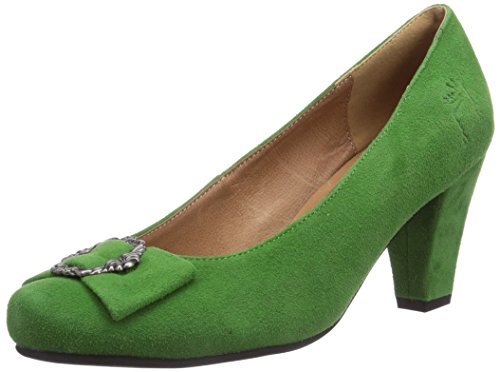 Zapatos negros Hirschkogel by Andrea Conti para mujer cr3l8